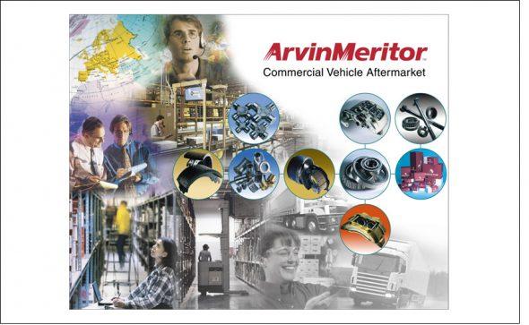 ArvinMeritor Display Panel