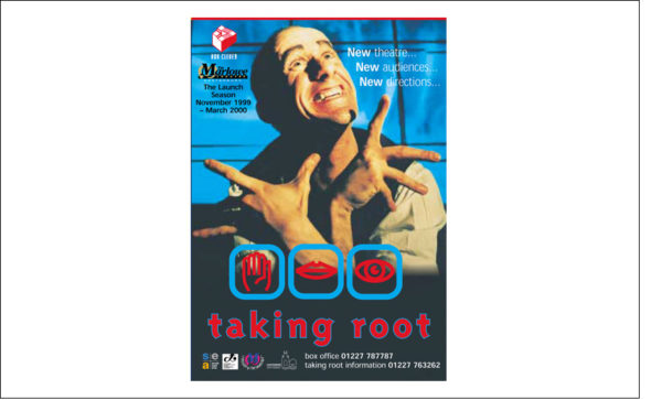 Box Clever, Taking Root, Poster