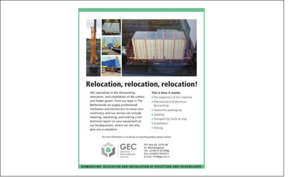 GEC Advertisement
