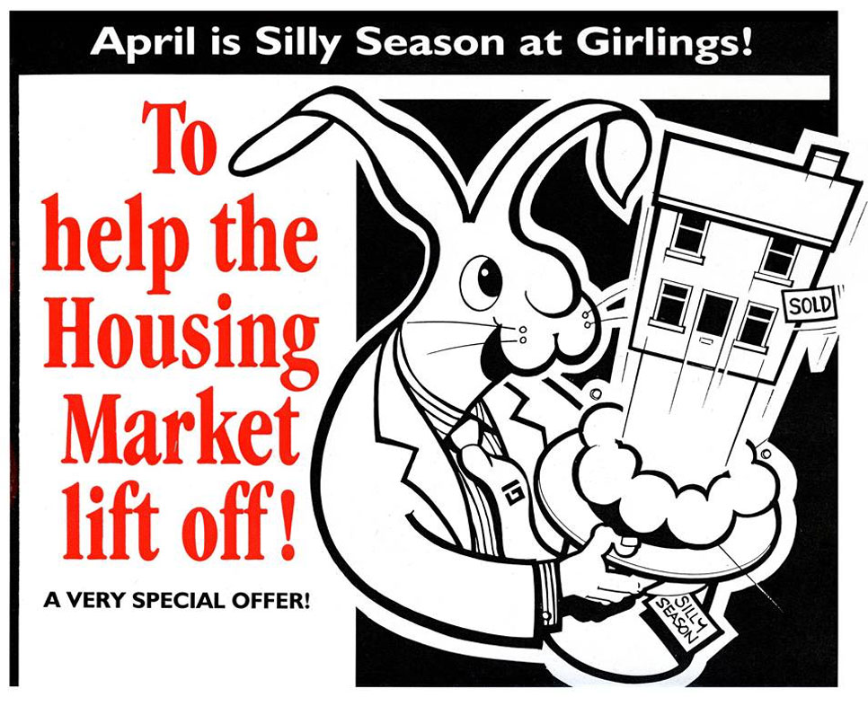 Girlings Promotional Advertisement