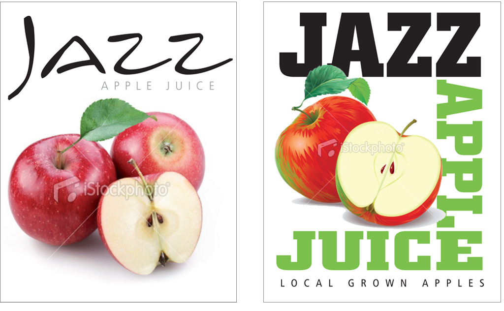 Jazz Apple Juice