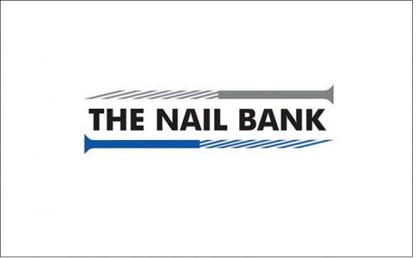 The Nail Bank Logo