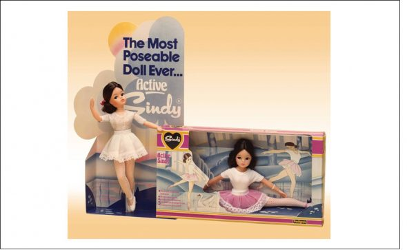 Sindy Poseable Active