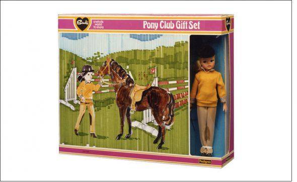 Pedigree Sindy Horse
