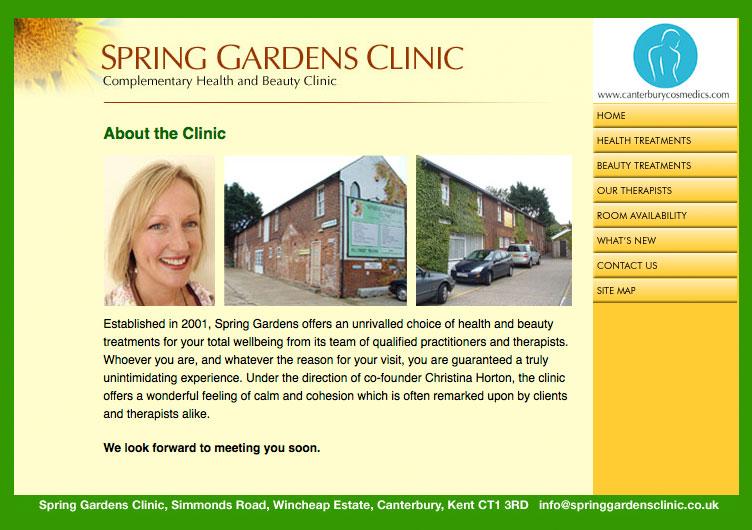 Spring Gardens Clinic